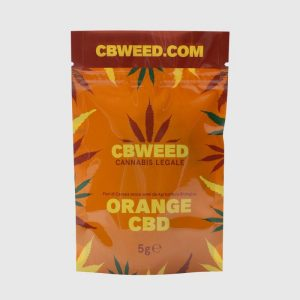 cannabis light orange