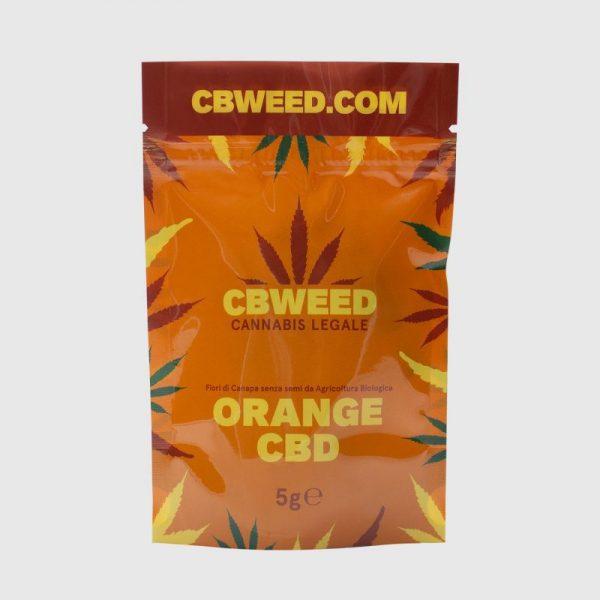 cannabis light orange