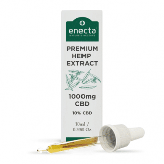 enecta CBD OIL 10  hemp extract cannabis light italia 324x324 - CBD oil 10% - 10ml - Enecta prodotti-cbd, primo-piano, oli-e-integratori
