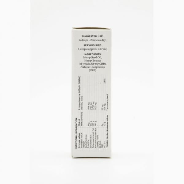 enecta PREMIUM LINE 300 4 600x 600x600 - CBD oil 3% - 10ml - Enecta prodotti-cbd, olio-cbd