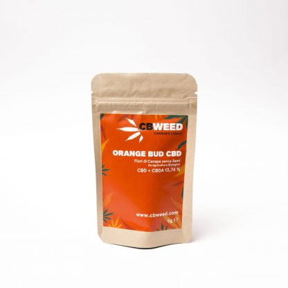 orange front 2 416x416 - Orange Bud CBD - 2gr - cannabis legale - CBweed offerte, infiorescenze, cannabis-light
