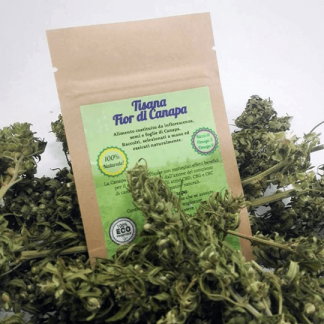 tisana 324x324 - Tisana - Fior di canapa - 5g - by Nutricosmetic srl tisane, cannabis-light