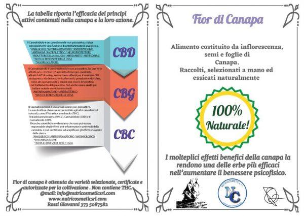 tisana canapa nutricosmetic fior di canapa cannabis light italia 2 copy 600x425 - Tisana - Fior di canapa - 10g - Nutricosmetic srl tisane, cannabis-light