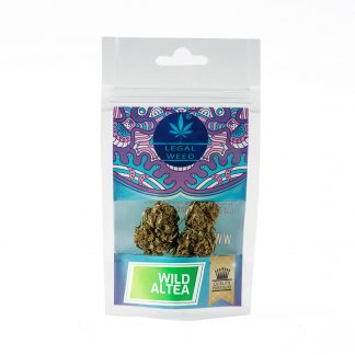 wild altea legal weed cannabis 324x324 - Wild Altea - 2,5gr - Legal weed infiorescenze, cannabis-light