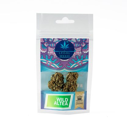 wild altea legal weed cannabis 416x416 - Wild Altea - 2,5gr - Legal weed primo-piano, offerte, cannabis-legale, cannabis-light