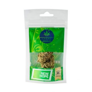 new hope legal weed cannabis legale 324x324 - New Hope - 2,5gr - Legal weed infiorescenze, cannabis-light