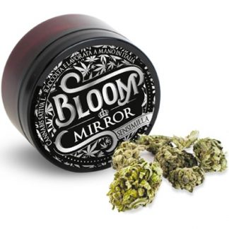 bloom mirror. cannabis light italia 324x324 - Mirror - 3gr - by Bloom infiorescenze, cannabis-light
