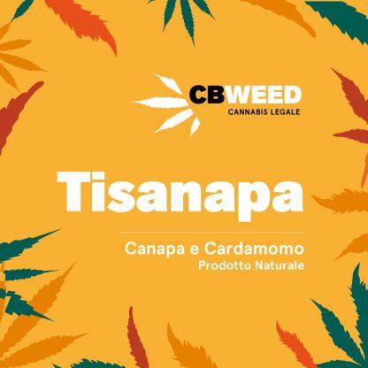tisanapa canapa cardamomo cbweed cannabis light italia 416x416 - Tisanapa - canapa e cardamomo - 25gr - Cbweed tisane, prodotti-cbd, prodotti-alimentari-alla-canapa