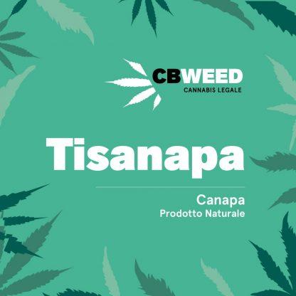 tisanapa canapa cbweed cannabis light italia 416x416 - Tisanapa - canapa - 25gr - Cbweed tisane, prodotti-cbd, alimentari