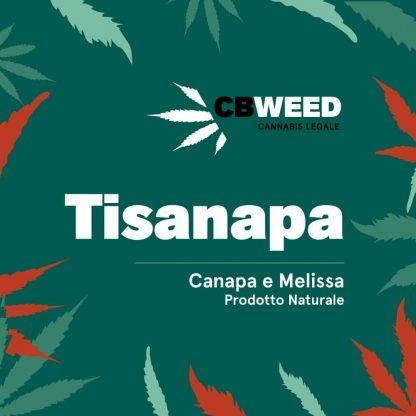 tisanapa canapa melissa cbweed cannabis light italia 416x416 - Tisanapa - canapa e melissa - 25gr - Cbweed tisane, prodotti-cbd, prodotti-alimentari-alla-canapa
