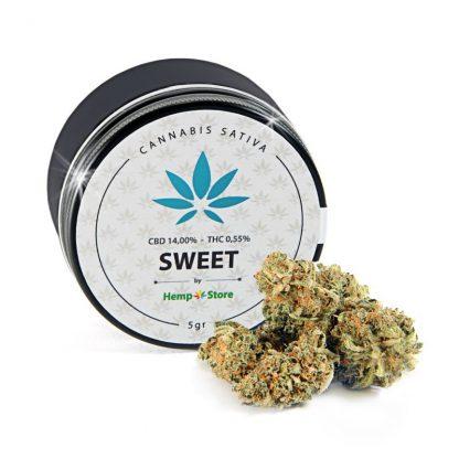 sweet cannabis light italia hemp store 416x416 - Sweet - 5gr - by Hemp Store infiorescenze, cannabis-light