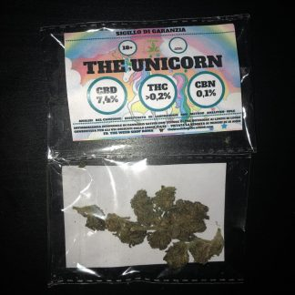 the unicorn e1523919319465 324x324 - The Unicorn - 1gr - by The Weed Shop offerte, infiorescenze, cannabis-light