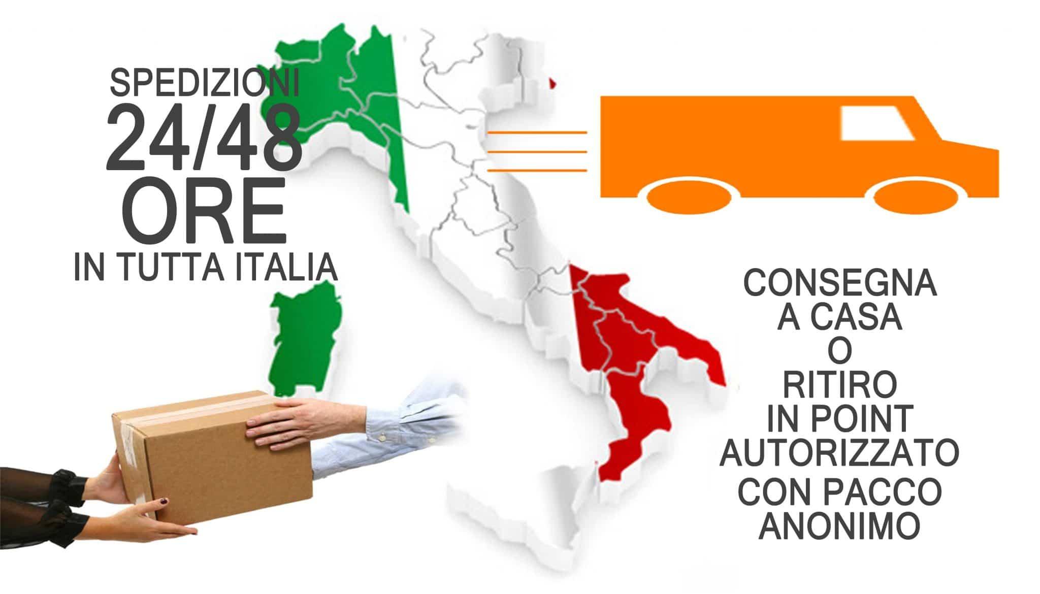 consegne cannabis light italia - Le nostre spedizioni informazioni, avvisi