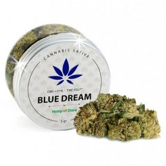 blue dream cannabis light italia hemp store 1 324x324 - Blue Dream - 5gr - by Hemp Store infiorescenze, cannabis-light