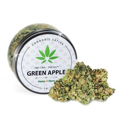 green apple cannabis light italia hemp store 416x416 - Green Apple - 5gr - by Hemp Store infiorescenze, cannabis-light