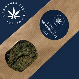 kompolti1 cannabis light italia fiori canapa legale 324x324 - Kompolti #1 - 8gr - by Cannabis light Italia tisane, offerte, infiorescenze, cannabis-light