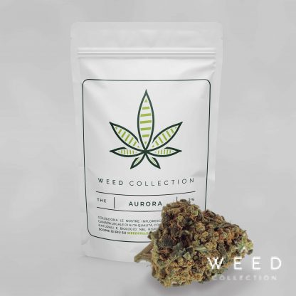 AURORA weed collection cannabis light italia 1 416x416 - Aurora - 2gr - Weed Collection infiorescenze, cannabis-light