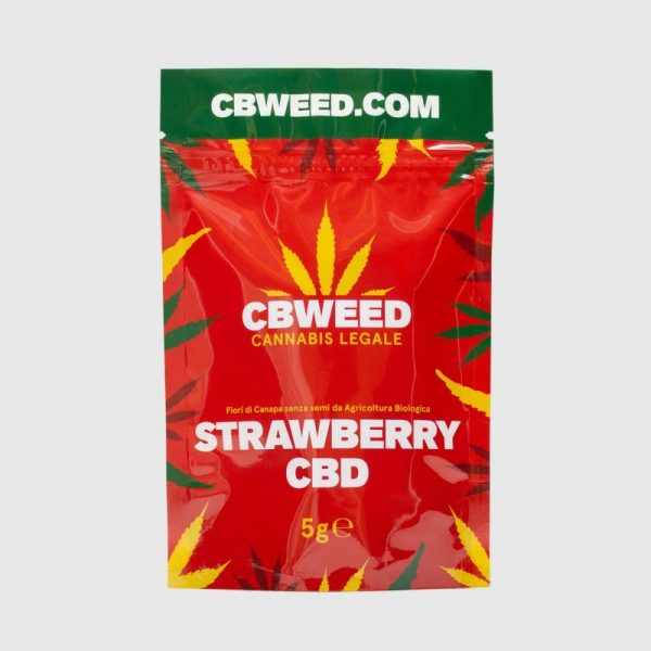 cannabis legale strawberry cbweed