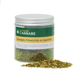 tisana canapa digestiva finocchio e liquirizia cannabe cannabis light italia 324x324 - Tisana After Party - Canapa Finocchio Liquirizia - 30gr - by Cannabe tisane, prodotti-in-evidenza, alimentari