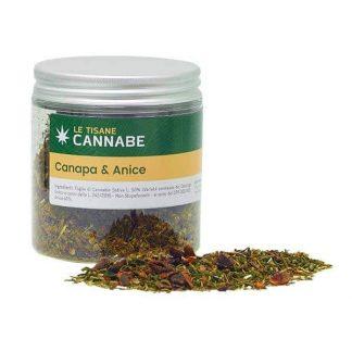 tisana canapa e anice cannabe cannabis light italia 324x324 - Tisana Purify - Canapa e Anice - 30gr - by Cannabe tisane, alimentari