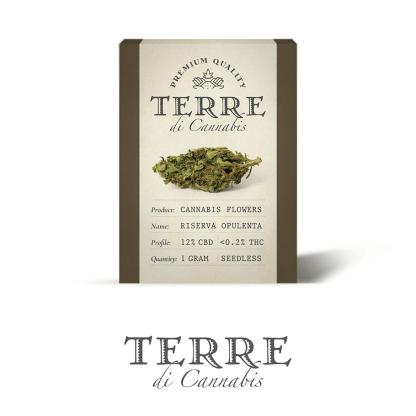 4 TERRE cannabis RISERVA 1gram LR 416x416 - Riserva Opulenta - 1gr - Terre di Cannabis infiorescenze, cannabis-light