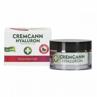 cremcann hyaluron 324x324 - Crema Idratante Viso Cremcann Hyaluron - 15ml - Annabis cura-del-viso, cosmesi-e-salute