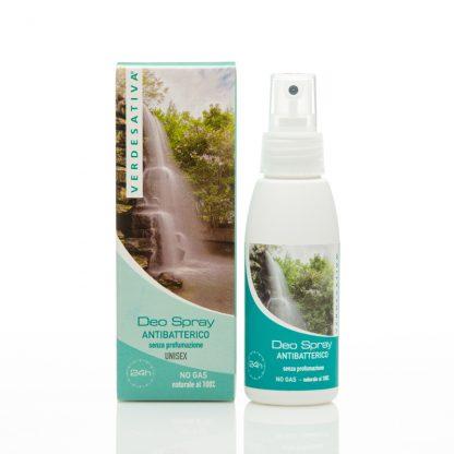 deodorante spray naturale antibatterico unisex verdesativa 416x416 - Deodorante Spray Unisex Antibatterico - 100ml - Verdesativa cosmesi-e-salute, corpo-e-altro