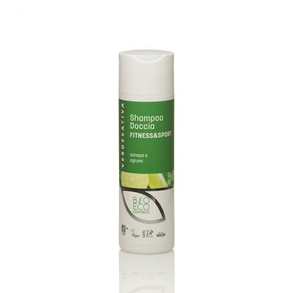 doccia shampo fitness sport 416x416 - Doccia Shampoo Fitness & Sport - 200ml - Verdesativa detergenti-e-saponi, cosmesi-e-salute