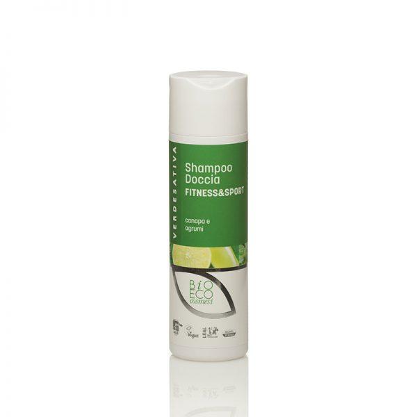 doccia shampo fitness sport 600x600 - Doccia Shampoo Fitness & Sport - 200ml - Verdesativa detergenti-e-saponi, cosmesi-alla-canapa
