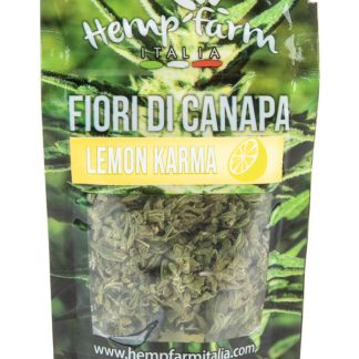 lemon karma confezione fiori di canapa cbd hemp farm italia 600x800 324x324 - Lemon Karma - 3gr - Hemp Farm infiorescenze, cannabis-light