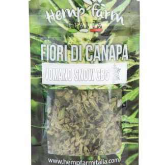 vomano snow confezione fiori di canapa cbd hemp farm italia 600x800 324x324 - Vomano Snow CBG - 3gr - Hemp Farm infiorescenze, cannabis-light