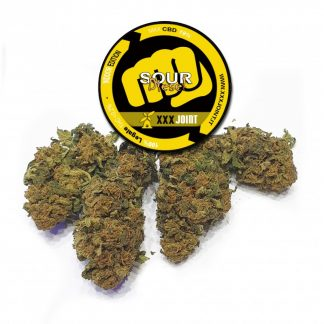 sour diesel cbd 19 xxxjoint cannabis light italia 324x324 - Sour Diesel CBD 19% - 3gr - Xxxjoint offerte, infiorescenze, cannabis-light