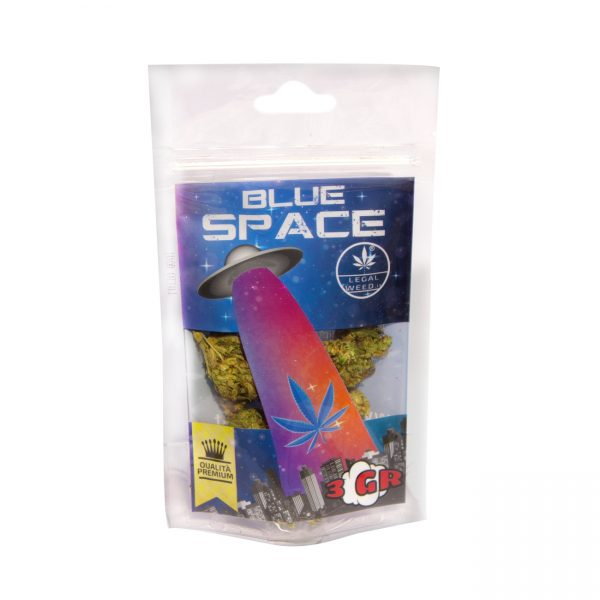 Blue Space cannabis legale 600x600 - Blue Space - 3gr - by Space One cannabis-legale, fino-a-3-gr, cannabis-light