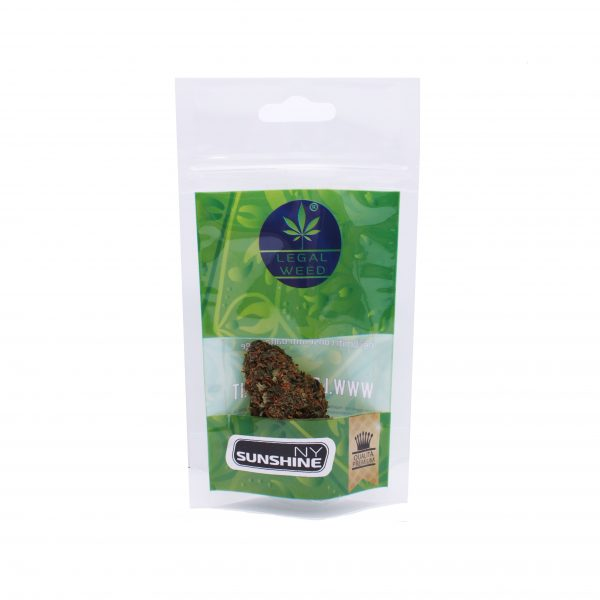 ny sunshine legal weed cannabis legale 600x600 - NY Sunshine - 5gr - Legal weed formati-maxi, cannabis-legale, cannabis-light