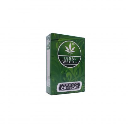 vooodooo crytical legal weed cannabis legale nuovo box 416x416 - Voodoo Critical - 1,5gr - Legal weed infiorescenze, cannabis-light