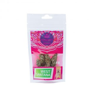 west santana legal weed cannabis light 324x324 - West Santana - 1,5gr - Legal weed novita, infiorescenze, cannabis-light