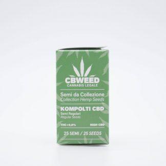 Kompolti semi 324x324 - Semi Regolari Kompolti CBD - Cbweed semi, cannabis-light