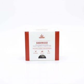 pasta canapa caserecce  324x324 - Pasta Bio con Farina di Canapa 25% - Casarecce primo-piano, alimenti, alimentari