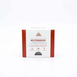 pasta di canapa mezzemaniche A WEB 324x324 - Pasta Bio con Farina di Canapa 25% - Mezzemaniche alimenti, alimentari