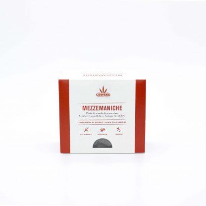 pasta di canapa mezzemaniche A WEB 416x416 - Pasta Bio con Farina di Canapa 25% - Mezzemaniche alimenti, alimentari