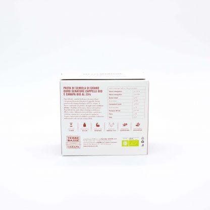 pasta di canapa mezzemaniche B WEB 416x416 - Pasta Bio con Farina di Canapa 25% - Mezzemaniche alimenti, alimentari