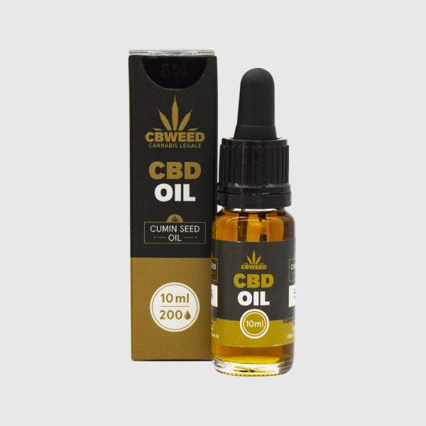 olio cbd in cumino nero