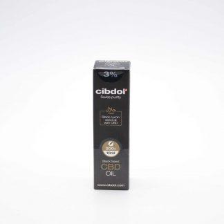 cbd oil black cumin cumino nero cibdol 324x324 - CBD 3% con Olio di Cumino Nero - 10ml - Cibdol prodotti-cbd, oli-e-integratori, novita