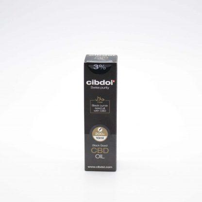 cbd oil black cumin cumino nero cibdol 416x416 - CBD 3% con Olio di Cumino Nero - 10ml - Cibdol prodotti-cbd, oli-e-integratori, novita