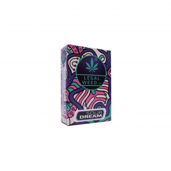 sour dream legal weed cannabis box 600x600 - Sour Dream - 1,5gr - Legal weed cannabis-legale, fino-a-3-gr, cannabis-light