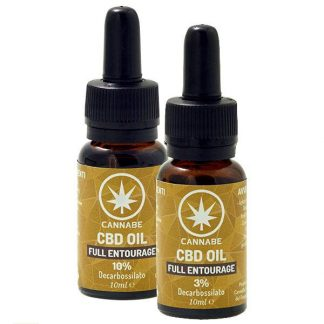 cbd oli full entourage cannabe 324x324 - CBD Oil Full Entourage 3% - 10ml - Cannabe prodotti-cbd, oli-e-integratori, novita