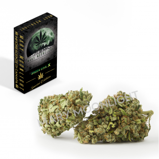 gsx new green soul x mary moonlight cannabis leggera 324x324 - Green Soul X - 3gr - Mary Moonlight infiorescenze, cannabis-light