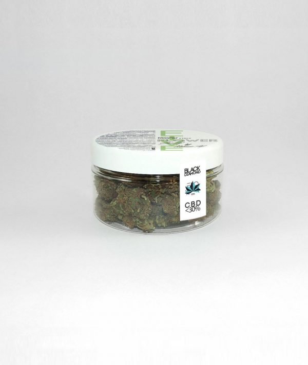 black diamond5gr 850x1009 600x712 - Black Diamond - 5gr - Flower Farm formati-maxi, cannabis-legale, cannabis-light