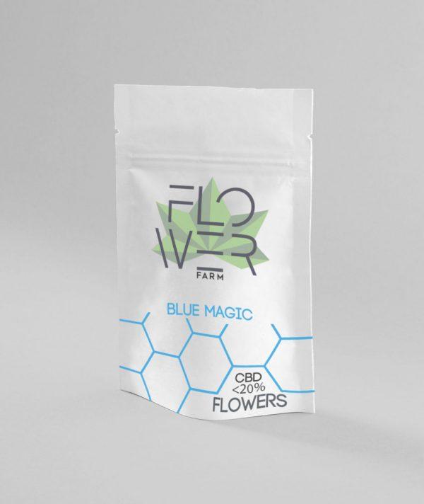 by.flower farm busta blue magic 850x1009 600x712 - Blue Magic - 3gr - Flower Farm cannabis-legale, fino-a-3-gr, cannabis-light