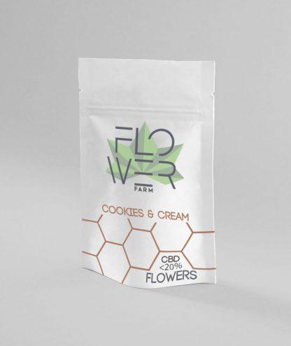 by.flower farm busta cookiescream 850x1009 416x494 - Cookies & Cream - 3gr - Flower Farm novita, infiorescenze, cannabis-light